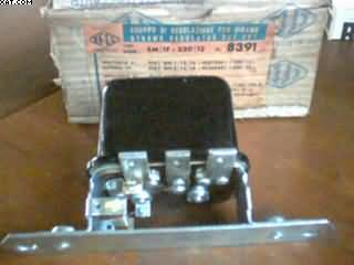 classic voltage regulators for vintage cars, trucks & motorcycles